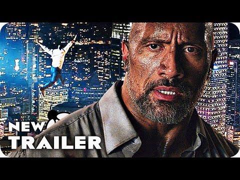 SKYSCRAPER All Clips & Trailer (2018) Dwayne Johnson ...