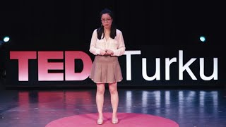The Coolest Asian - Is There A Good Stereotype?   Minghui Gao   TEDxTurku