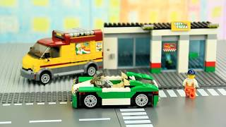 Street Racing & Car Robbery Story for Kids