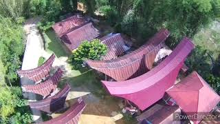 Hasil mjx bugs 12. suasana kampung halaman ku Toraja Utara.