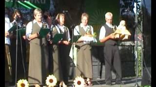 Dożynki Gminne Gminy Chorkówka w Leśniówce (2)