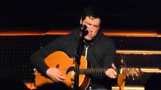 Damien Jurado live in concert at the Milla-Club in Munich 2014-02-25 (audience filming)