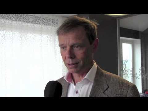 Christer Fuglesang: Det är roligt att vara tillbaka i Sverige