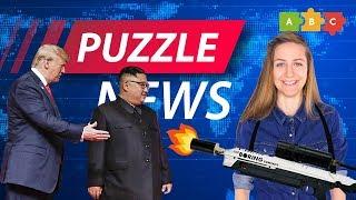 Puzzle News: лучшее об английском за неделю | 5 выпуск