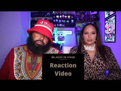 Black Is King 👑 |Reaction Video |Disney Plus