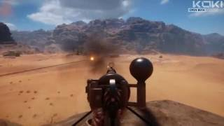 Battlefield 1™Beta: Shooting of all Weapons in Slow-Motion (Pt.II)