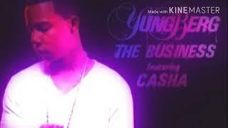 Yung Berg - The Business Ft Casha Screwed & Chopped DJ DLoskii