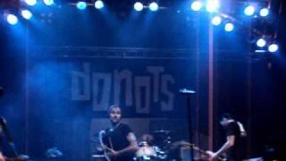 Donots - Let It Go Live@Max in Kiel