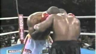 Майк Тайсон - Донован Раддок 2 42 (2) Mike Tyson vs Donovan Ruddock