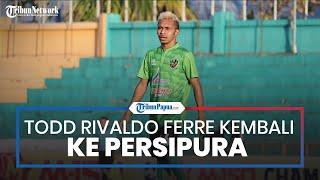 Kembali ke Persipura, Todd Rivaldo Ferre Ungkap Kendala Utama saat Bermain di Liga Thailand
