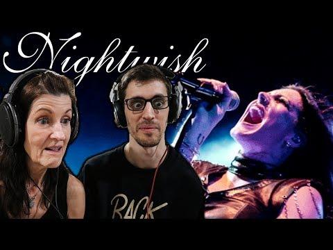 """Mom's FIRST FLOORGASM!!! - NIGHTWISH - """"Ghost Love Score"""" (REACTION!!)"""