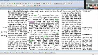 """מעלת האמונה של עם ישראל מתוך אגדות מתן תורה - מסכת שבת פח (כ""""ה בסיון תש""""פ)"""