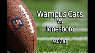 Conway Wampus Cats vs Jonesboro