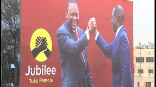 Jubilee to lock out 2017 candidates from party posts - VIDEO