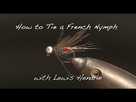 How to tie a french nymph