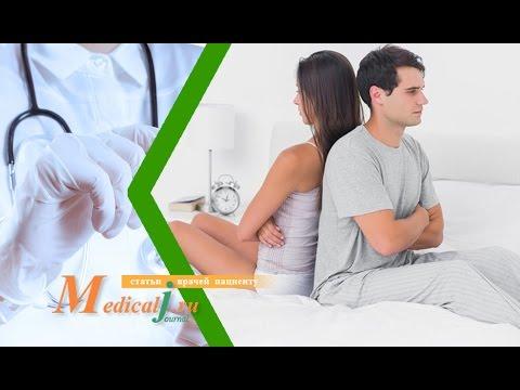 Инфекции простаты и уретры
