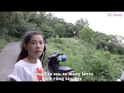 Beautiful Mom Visiting UNDERGROUND TORPEDO Vestiges in Vung Tau City | ỐC Family
