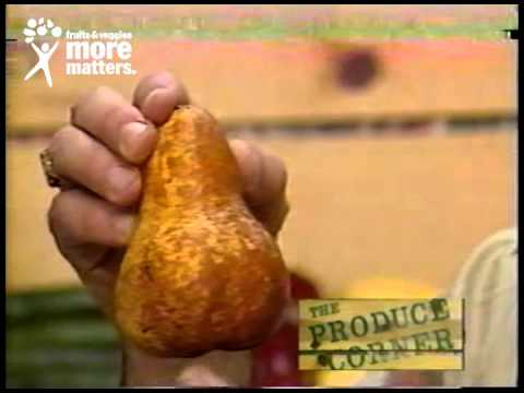 Video Bosc Pears