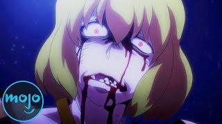 Top 10 Gruesome Anime Villain Deaths