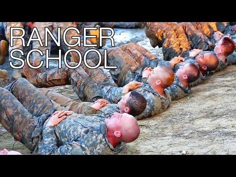 Výcvik Rangerů