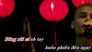 EM VỀ ĐI EM | KARAOKE BEAT CHUẨN | HOA VINH | Đạt G | Trịnh Đình Quang
