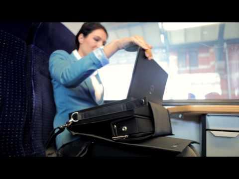 ErgoTraveller - Ergonomische laptoptas