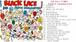 Black Lace - 20 All Time Party Favorites