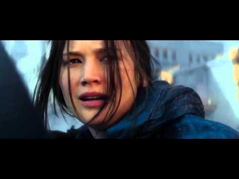 Rebels Attack The Hunger Games Mockingjay Part 2