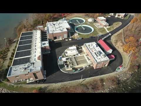 Peirce Island - November 2020 Aerial Video
