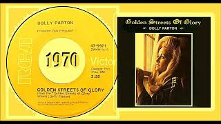 Dolly Parton - The Golden Streets of Glory 'Vinyl'
