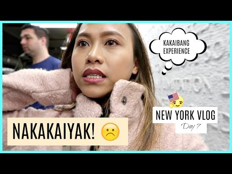 EMOTIONAL NA PASYAL SA NEW YORK (USA VLOG DAY 7) ❤️ | rhazevlogs