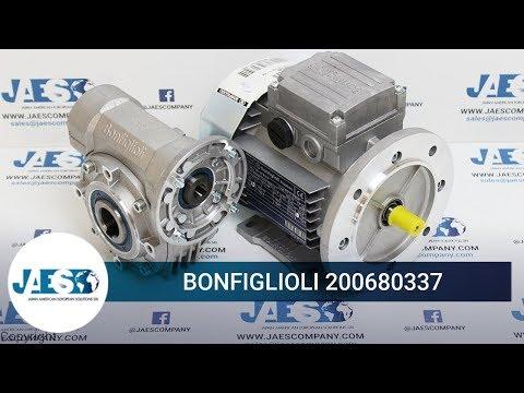 Bonfiglioli 2000 rpm Gearbox