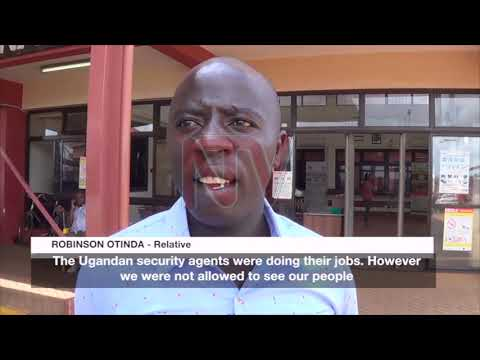 Uganda deports ten Kenyans intercepted at Busia border