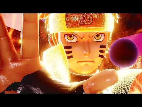 JUMP FORCE - Official Trailer (2019)