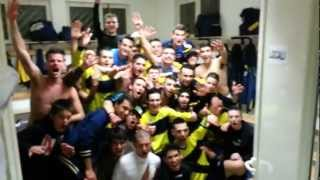 preview picture of video 'San Paolo Sassari Campione Provinciale Categoria Juniores 2012/13 Festa Promozione'