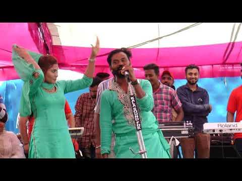 meet gurnam/preet arman live kokrea dhab 29-7-18 || Rooh Punjab Di
