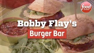 Bobby Flays Burger Bar | El Proceso Creativo De Bobby Flay