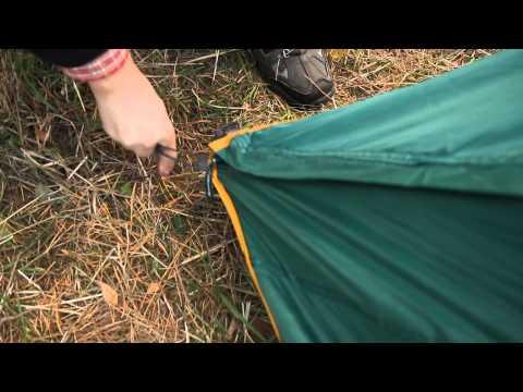 Палатка «Лимерик плюс 3». Видеообзор.
