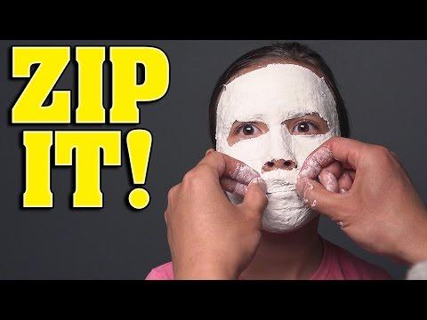 Face mask na maaaring ma-imbak para sa matagal na panahon