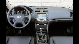 How to Find and Enter Radio and Navigation Codes for a 2007 Honda Accord EX-L