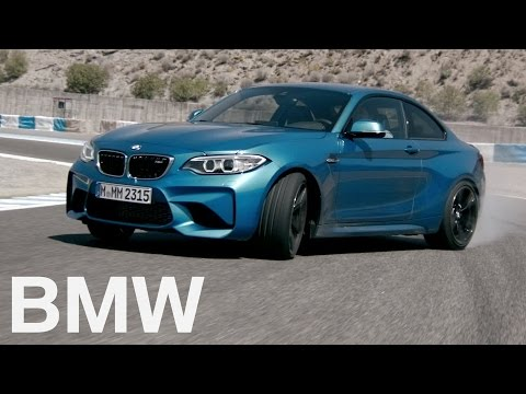 The first-ever BMW M2