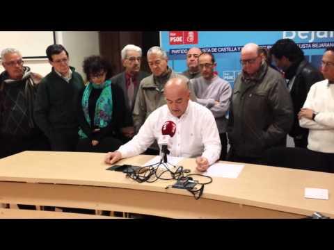 Dimisi�n en bloque de toda la ejecutiva del PSOE de B�jar
