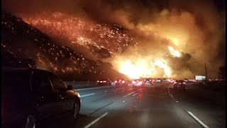 "Prophecy Alert: ""Highway To Hell"" Apocalypse Comes To California"