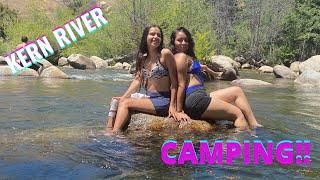 WE WENT CAMPING AT KERN RIVER