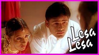 Lesa Lesa Climax Scene   Lesa Lesa Song   Shaam and Trisha unite   Vivek   End Credits