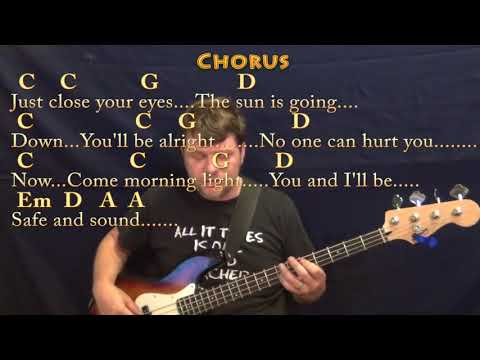 Safe And Sound Taylor Swift Guitar Cover Lesson With Chords Lyrics