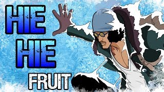 Aokiji's Chilly-Chilly Fruit Explained - One Piece Discussion