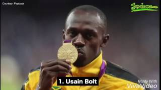 Jae Prynse   Try Harder  2016 (Usain Bolt) [The Boy Who Learnd To Fly ]