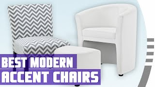 Modern Accent Chairs: Top 10 Accent Chairs For Living Room Or Bedroom
