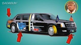 8 Datos escalofriantes del carro de Donald Trump